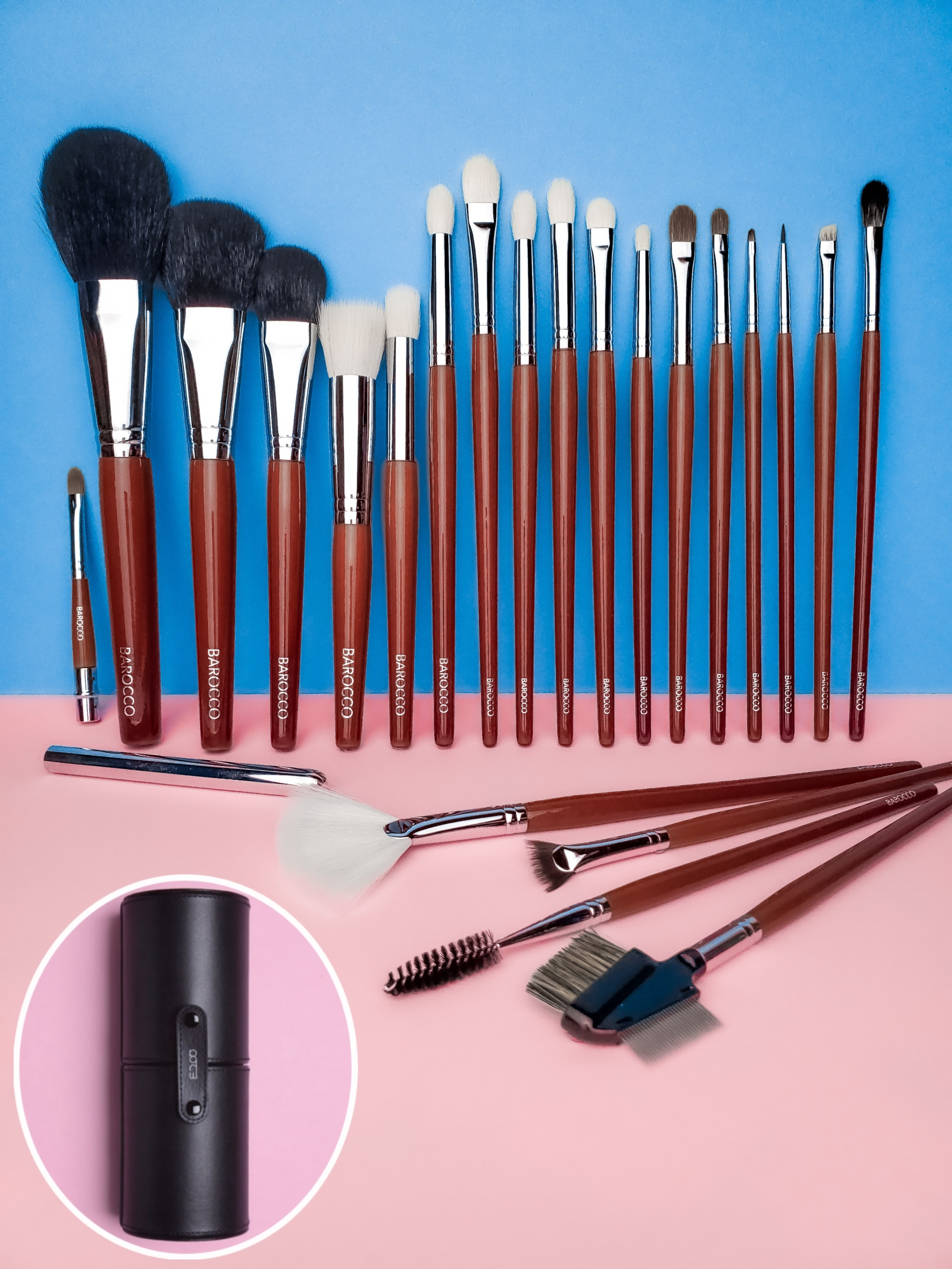 BASE SET+brushtube FOR FREE!
